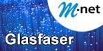 M-net Glasfaser Anschluss