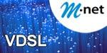M-net VDSL Anschluss